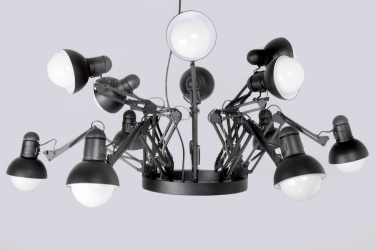 Lampa Spider