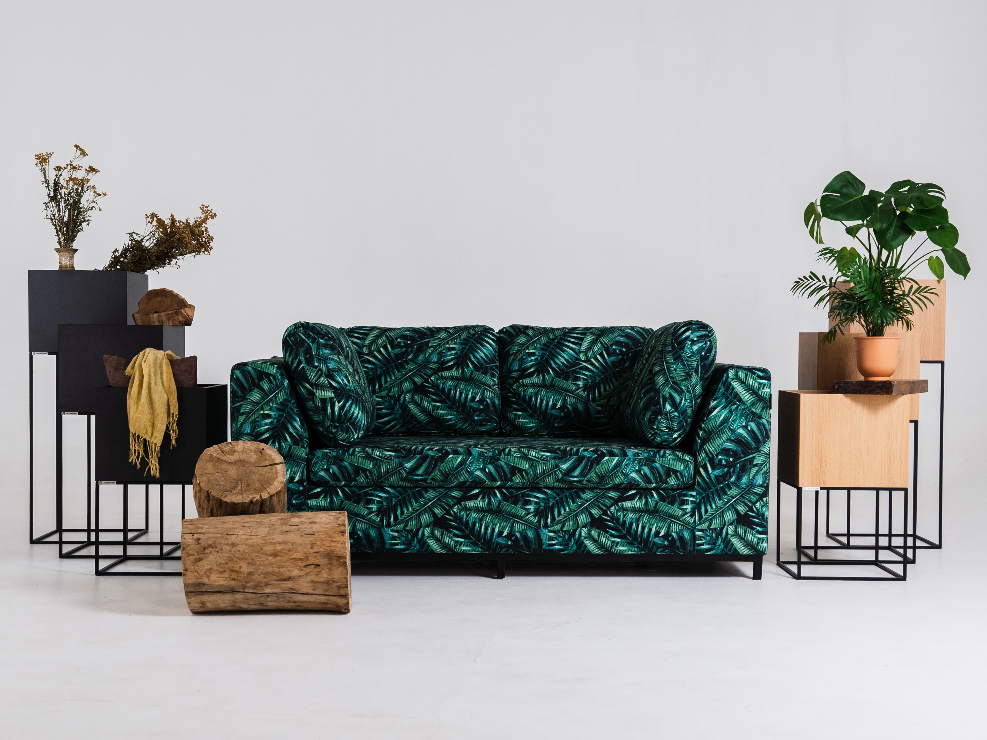 Sofa Ambient i Donice Palmus